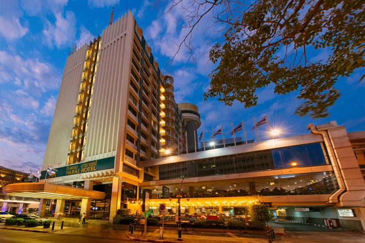 ナライ ホテル
