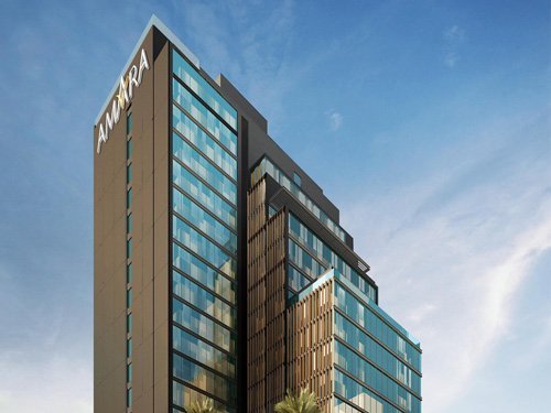 【航空券+ホテル】アマラバンコク4日間-NEW OPEN!シーロム地区の快適ホテル-