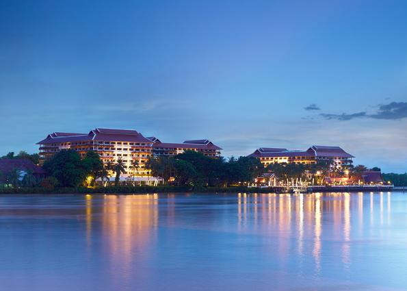★残席あり!★優雅な川沿い◆都会のリゾート・アナンタラリバーサイド