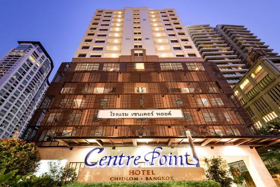 【ロングステイ】ランスワント地区◆AIR&ホテル◆センターポイントチットロム