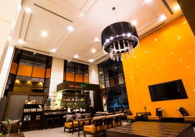 ロビー イメージ/バンコクチャダホテル
