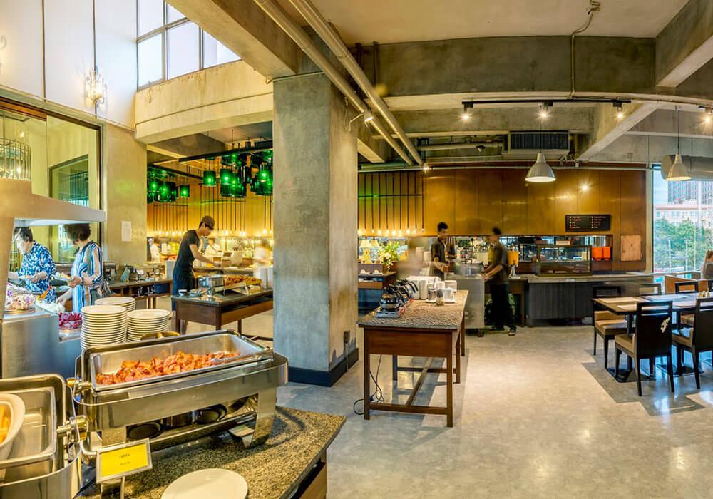 レストラン イメージ/バンコクチャダホテル