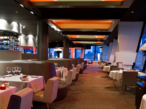 デ・サンス レストラン イメージ