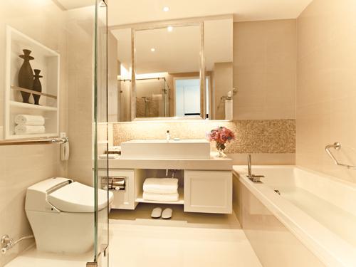 デラックスプレミア バスルーム イメージ
