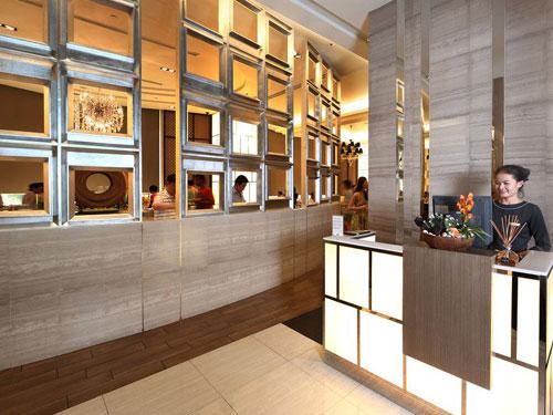 グランドセンターポイントT21/ホテル内レストラン