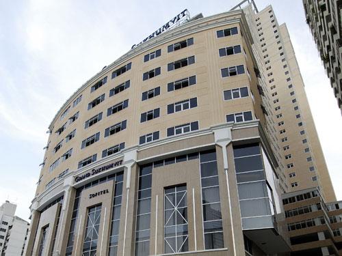 【航空券+ホテル】グランドスクンビット4日間-BTSナナ駅徒歩3分のスタイリッシュなホテルです-