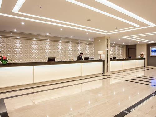 ロビー イメージ/マンダリンバンコク・ホテル