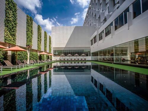 プール イメージ/マンダリンバンコク・ホテル