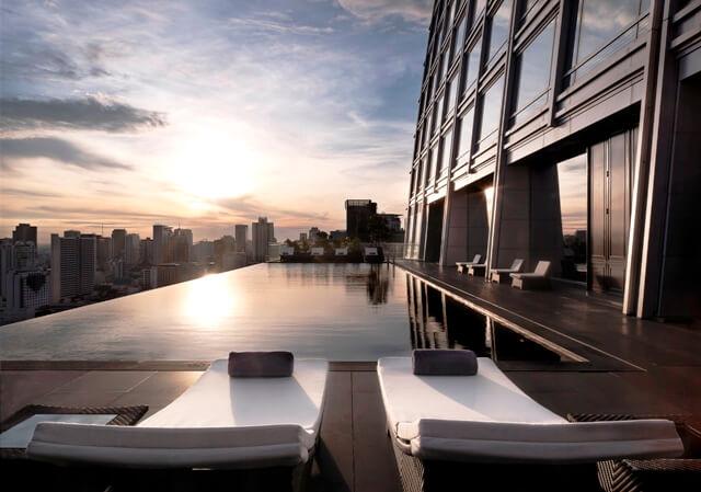 スクンビット地区【オークラ・プレシテージ泊】バンコクでは珍しい日系HOTEL!