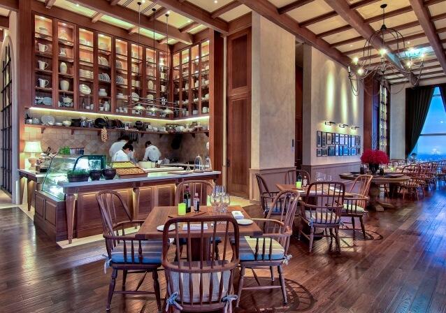 イタリアンレストラン イメージ/ラディソンブルプラザバンコク
