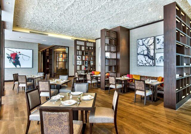 落ち着いた雰囲気の中華料理レストラン イメージ/ラディソンブルプラザバンコク