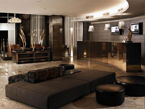 ホテルロビー2