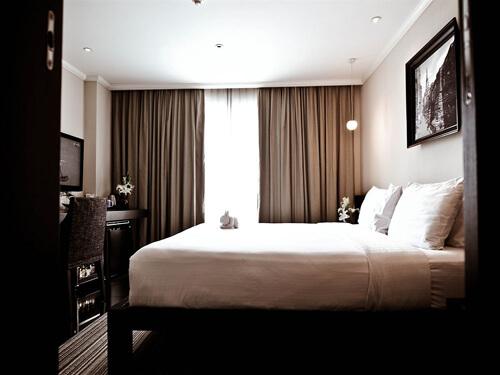 【航空券+ホテル】S15スクンビット(デラックスルーム)滞在3/4日間