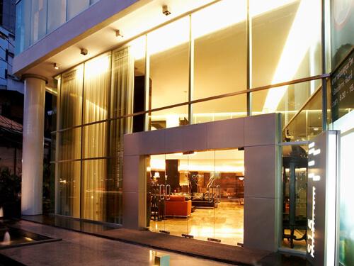 《AIR+ホテル》スクンヴィット地区◇S15・スクンビット・ホテル (デラックス)滞在【成田/午前発】タイ航空で行くバンコク4日間