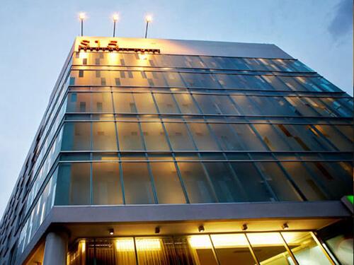スクンビット地区◆AIR&ホテル◆【お洒落】S15スクンビット