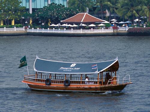 ボート イメージ/シャングリラ ホテル バンコク
