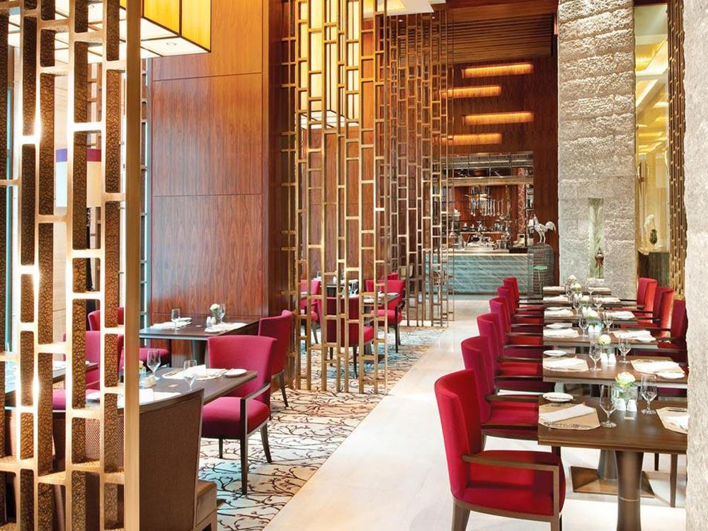 朝食会場となる【Brasserie Europa】レストラン/イメージ