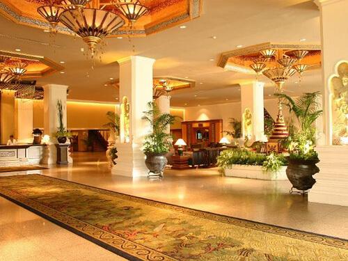 ◆1人旅応援◆AIR&ホテル★チェンマイプラザ