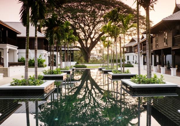 ナニランドロマンティックブティックリゾート プール