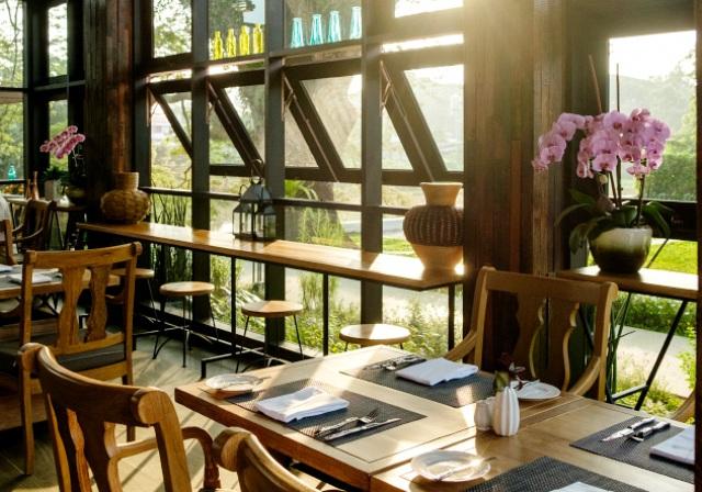 タイム リバーフロントレストラン&バー/イメージ