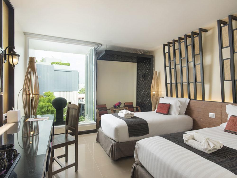 ■フォトジェニック女子旅■ ニマン マイ デザイン ホテル 滞在5日間