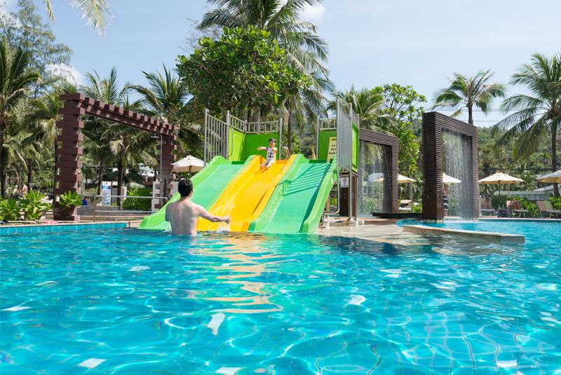■カタタニプーケットビーチリゾート(ジュニアスイート)5日間