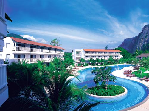 TGでら夜便◆イチオシ秘境リゾート◆クラビ5日間 アオナンヴィラ泊