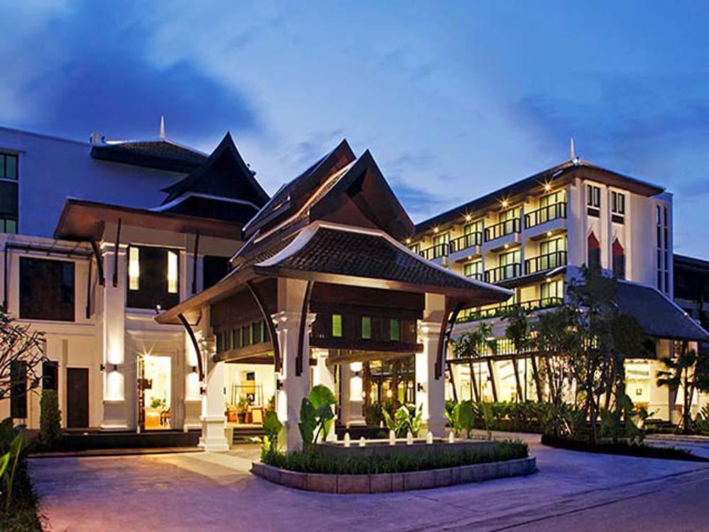 タイの秘境ビーチリゾート◆センタラ・アンダデヴィリゾート(デラックスルーム)滞在5日間