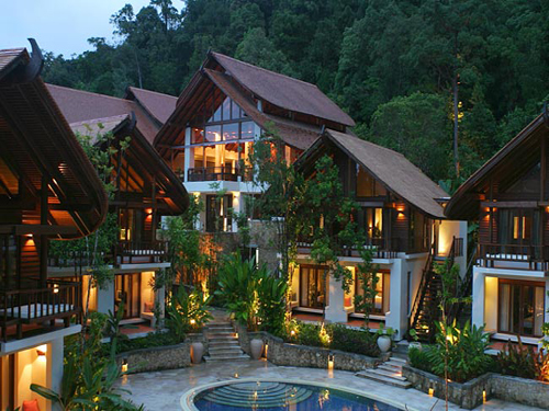 ◆イチオシ秘境リゾート◆クラビ4日間 タプケークラビ泊