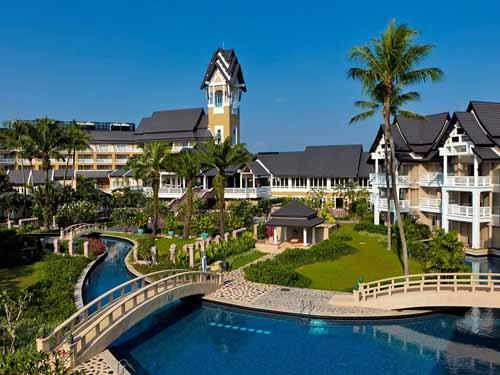 ◆ラグーナエリアの人気リゾート◆アンサナラグーナ5日間