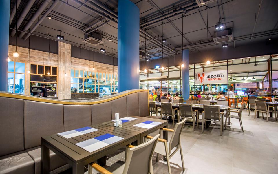 ビヨンドリゾートパトン/ビヨンドシーフードレストラン(イメージ)