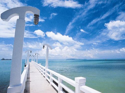 ◆一年中穏やかなビーチ*ケープパンワ4/5日間◆