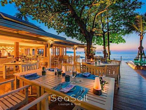 【関空/午前発】NEWオープンの海沿いレストランでグリルディナーを★パトン地区も近いダイヤモンドクリフ4日間