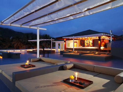 ◆オンザビーチのデラックスホテル◆ラ・フローラパトン滞在5日間