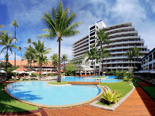 ◆成田午前発◆パトンビーチホテル滞在5日間