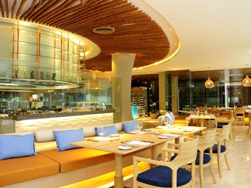 種類豊富な朝食が楽しめるレストラン/イメージ
