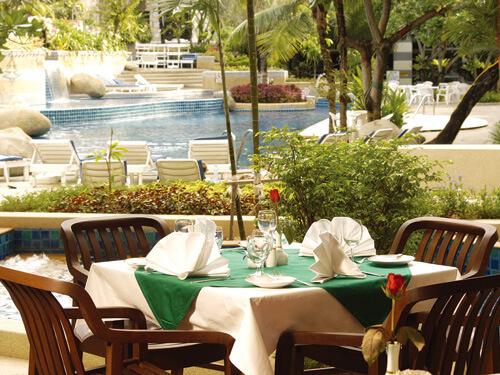 インド料理とアラブ料理が楽しめる「Casablanca Restaurant」 イメージ