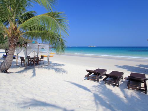 ◆TGでら夜便利用◆秘密の楽園・サメット島5日間【パラディリゾート・ガーデンヴィラ】