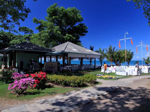 ◆TGでら夜便利用◆秘密の楽園・サメット島5日間【サイケオビーチリゾート泊】