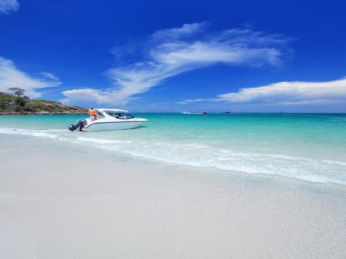 【関空/午前発】グランドセンターポイントターミナル21&サメット島【サイケオビーチリゾート】6日間