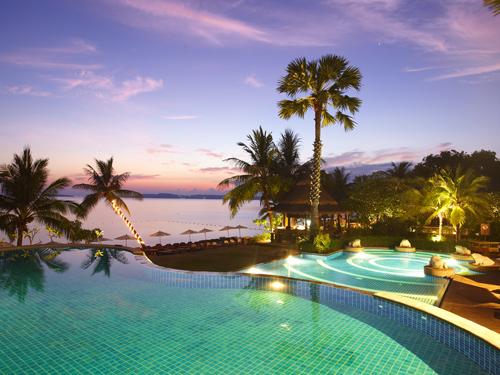 ココナッツアイランド◆サムイ島4日間◆バンダラリゾート&スパ滞在◆
