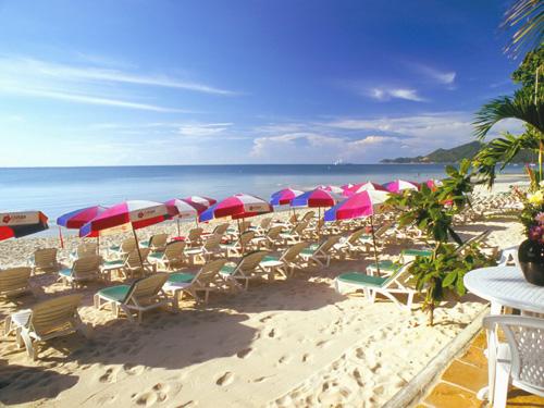 ◆ココナッツアイランド◆サムイ島4日間 お手軽リゾート【チャバサムイ】