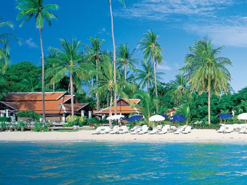 ◆ココナッツアイランド◆サムイ島5日間 中心地に立地!【チャウエンリージェント】