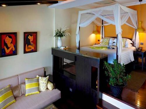 コテージスイート客室一例