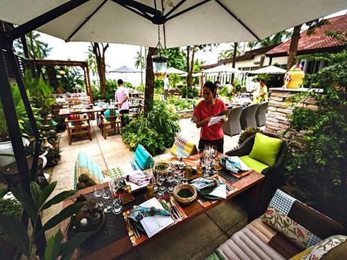 シェフチョムズタイレストラン(タイ料理)/トンサイベイ