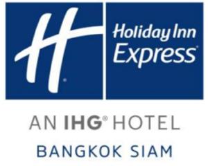 ホリデイインエクスプレス バンコク サイアム ホテルロゴ