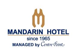 マンダリン ホテル マネージド バイ センター ポイント ホテルロゴ