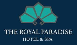 ザ ロイヤル パラダイス ホテル&スパ ホテルロゴ