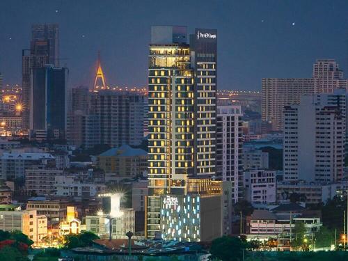 イータスルンピニ滞在 バンコク5日間