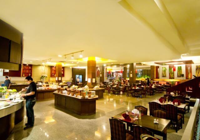 メインウィング1階Am Cafe イメージ/アンバサダーバンコク